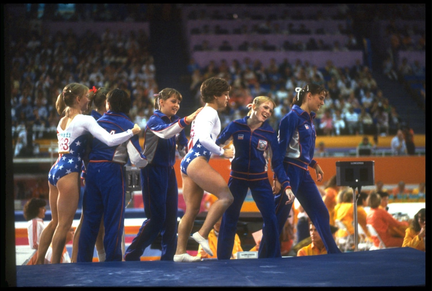 mary lou retton 1984 photo