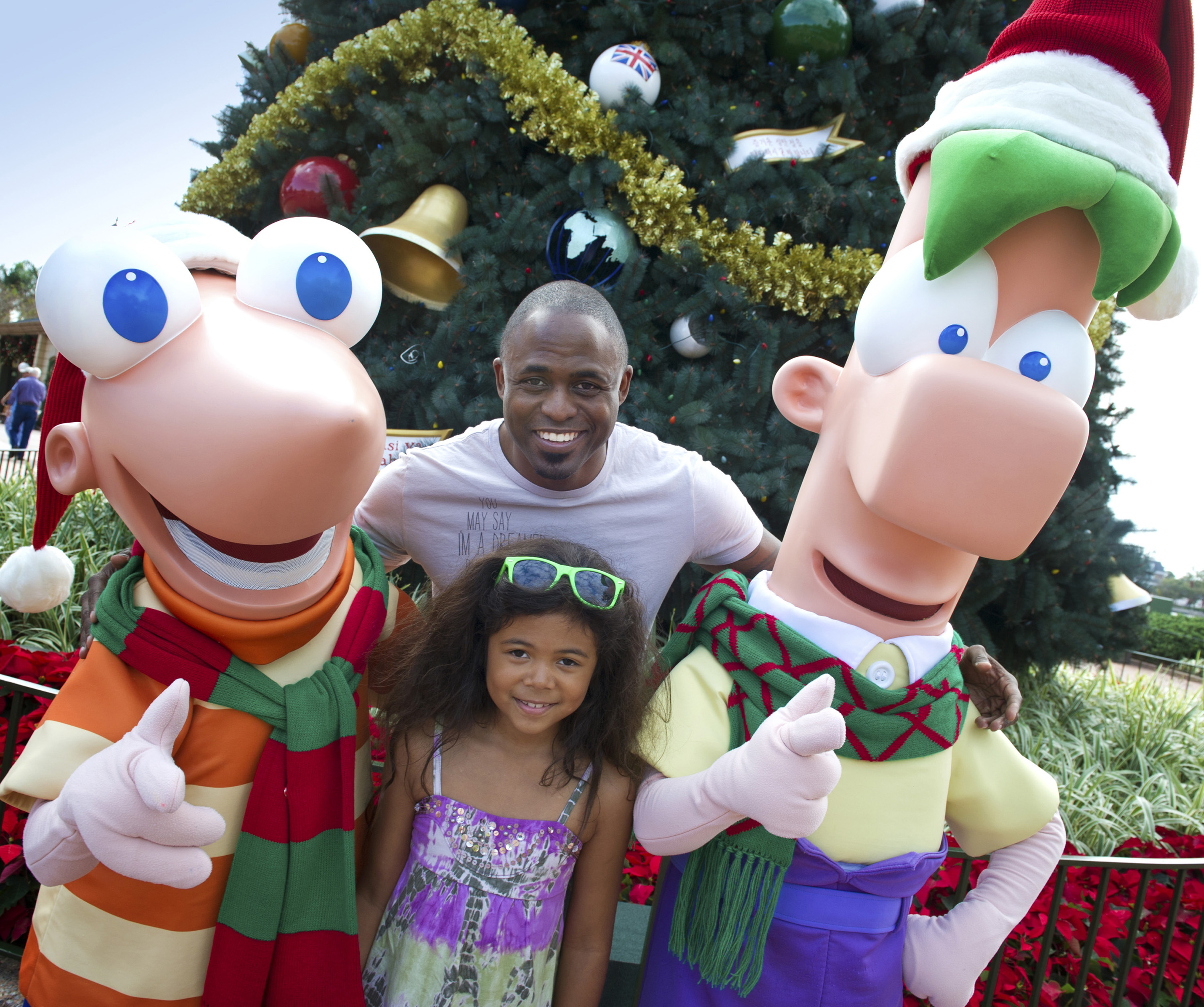 wayne brady disney photo