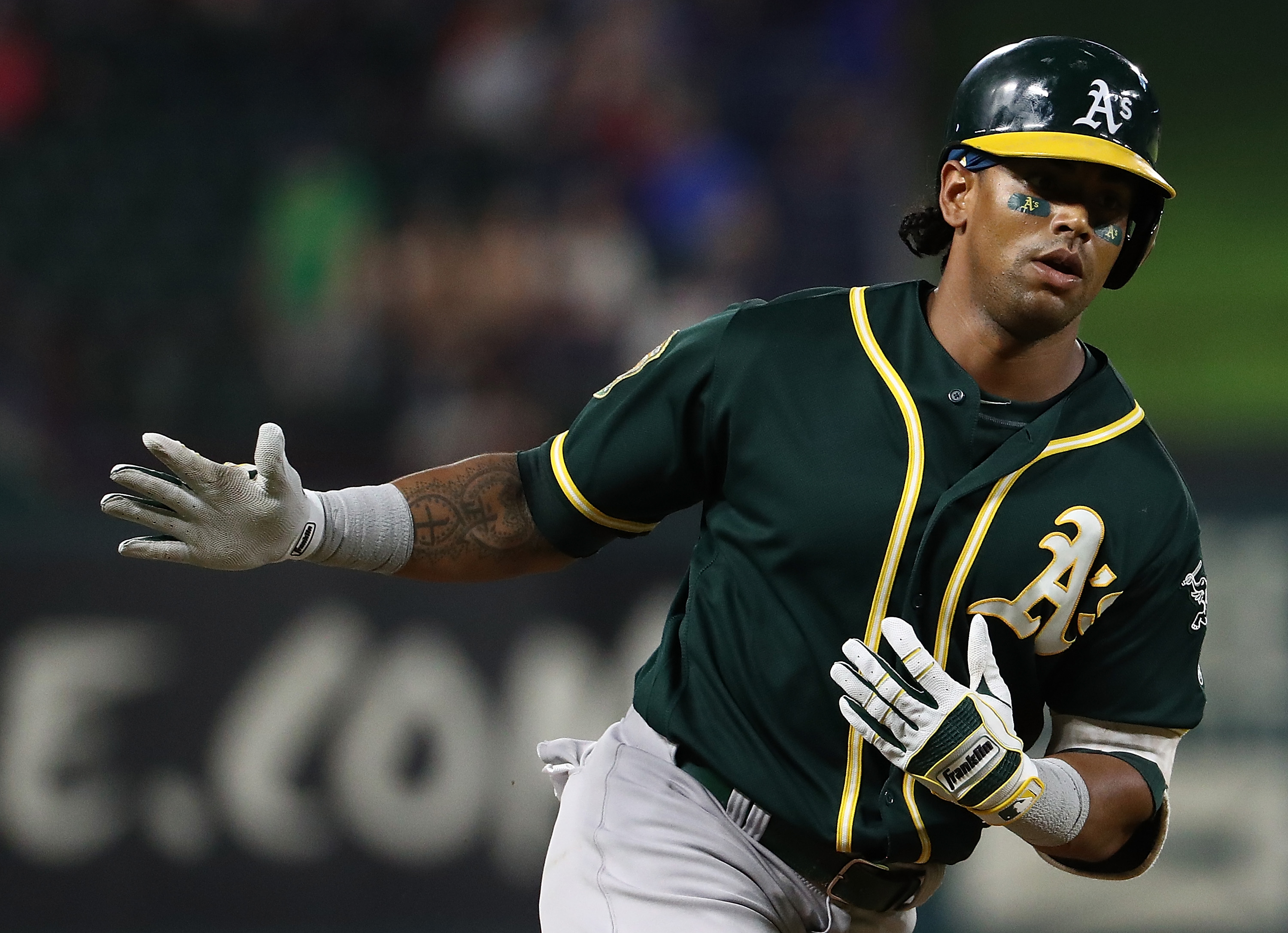 khris davis photo